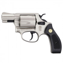 S&W Chief Special Nickel