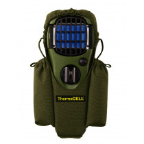 THERMACELL Holster Oliv