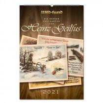 PAREY Heinz-Geilfus-Kalender 2021