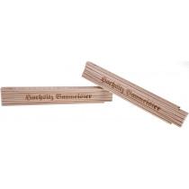 """HOLZ FRANK Meterstab """"Hochsitz Baumeister"""""""