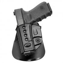 Fobus Paddle Holster links für Glock 19,17,22,23,31,32,34