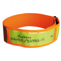 NIGGELOH Warnhalsung Gelb-orange XS