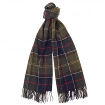 BARBOUR Hailes Wrap Schal classic tartan