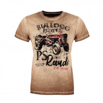 SORESO Hr.T-Shirt Bulldog Power