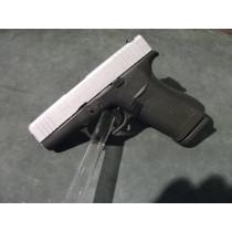 Glock 43 Silver Slide