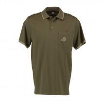 OS-TRACHTEN Hr.-T-Shirt mit Wildsau oliv