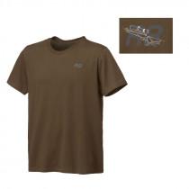 BLASER R8 T-Shirt braun