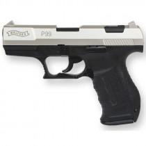 Walther Gaspistole P99 9mm PAK nickel
