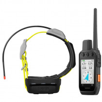 GARMIN Set Alpha 200i K + K5 GPS Schwarz/Schwarz