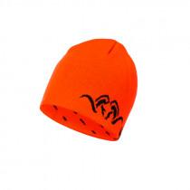 Blaser Mütze wendbar orange