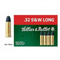 S&B .32 S&W Long WC 6,5g
