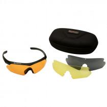 DEERHUNTER Schießbrille mit auswechselbaren Gläsern