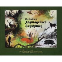 WEIDINGERs Jagdtagebuch/Schussbuch