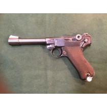 LUGER P08 9X19 'ERFURT 1913 MATCH'
