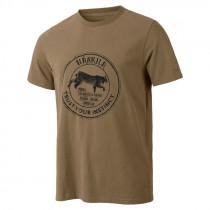 HÄRKILA Wildlife Lynx T-Shirt khaki