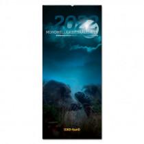 PAREY Wild und Hund Mondhelligkeitskalender 2022