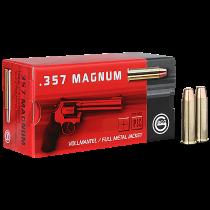 GECO .357 Magnum Vollmantel Flachkopf 10,2g