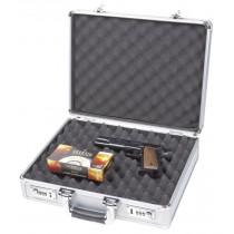 KETTNER Faustfeuerwaffenkoffer in Alu-Optik