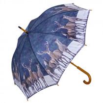 AKAH Regenschirm Motiv Hirsch
