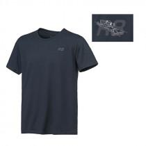 BLASER R8 T-Shirt navy