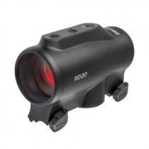 BLASER RD20 Leuchtpunktvisier inkl. Sattelmontage