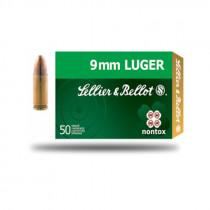 S&B 9mm Para Nontox TM 8g