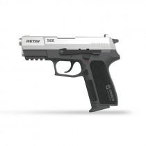 RETAY S22 Gaspistole chrome Kal.9mm PAK