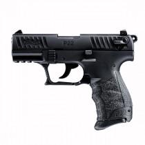 WALTHER P22Q Brüniert