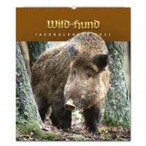 PAREY Wild und Hund Jagdkalender 2021