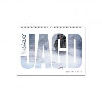 """PAREY """"Abenteuer Jagd"""" Kalender 2021"""