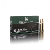 RWS .270 Winchester Kegelspitz 9,7g