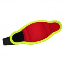 NIGGELOH GPS-Tracker Tasche Neopren gelb/rot