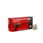 GECO 9mm Browning kurz Blei Rundkopf 6,2g
