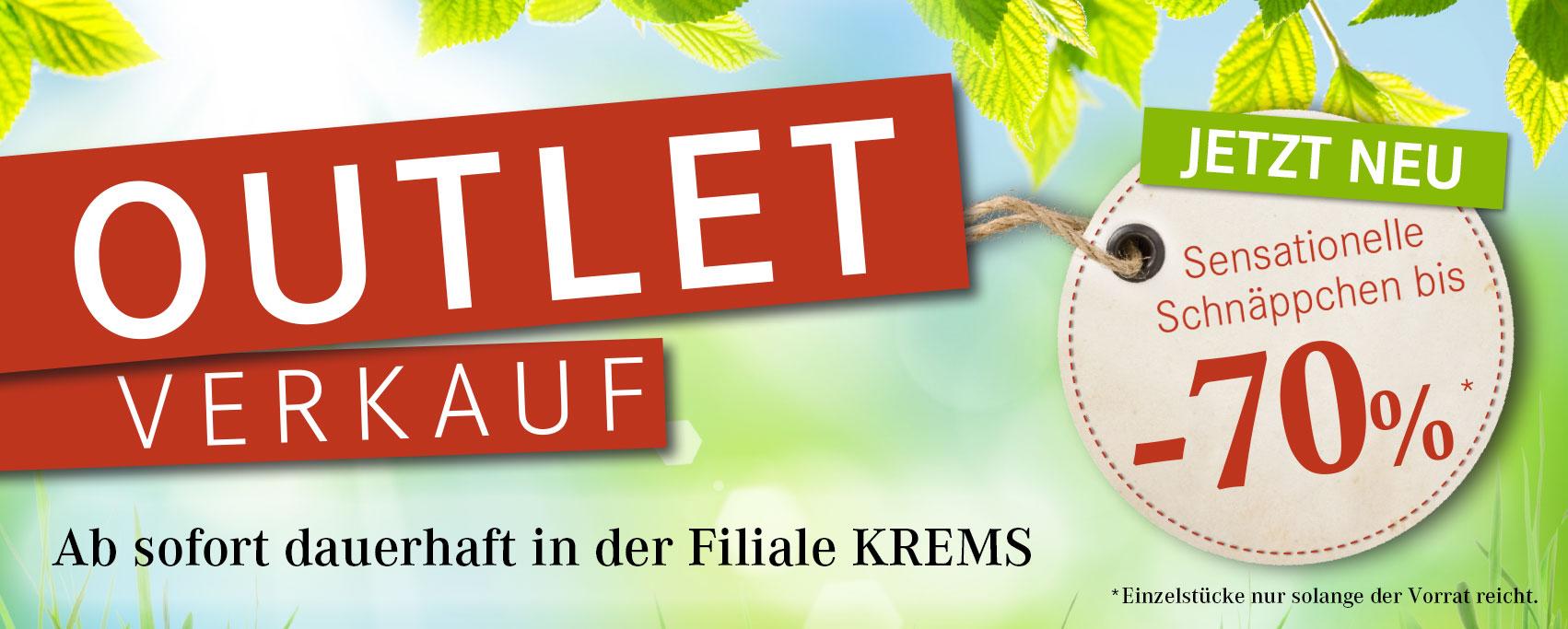 Outlet Krems