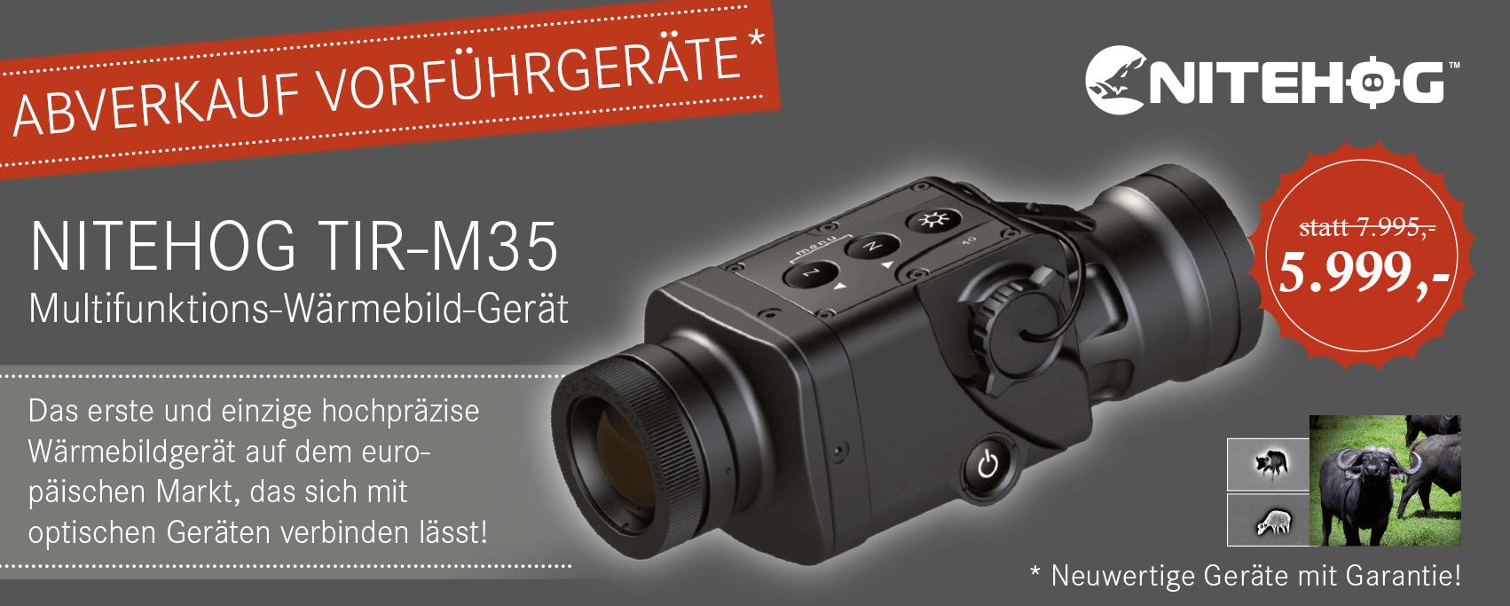 NITEHOG TIR-M35 Wärmebild-Gerät zum Spitzenpreis