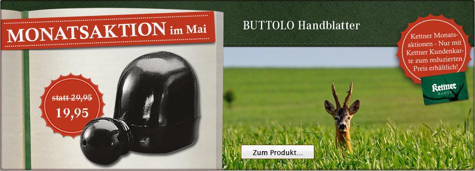 Buttolo Handblatter