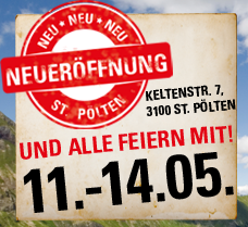 Eröffnung St. Pölten
